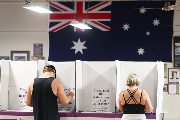 Queensland「Australians Head To The Polls To Vote In 2019 Federal Election」:写真・画像(13)[壁紙.com]