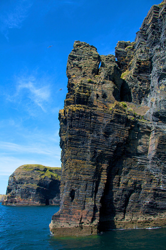 Basalt「Geology of Irish Atlantic Coast」:スマホ壁紙(8)