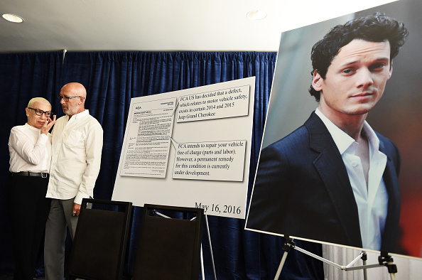 Misfortune「Anton Yelchin's Parents Hold Press Conference Regarding The Accidental Death Of Their Son」:写真・画像(3)[壁紙.com]