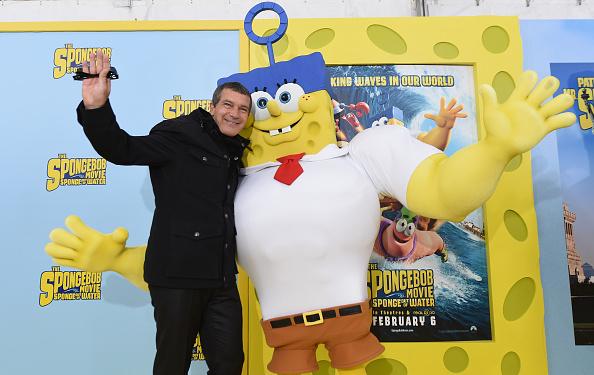 笑顔「The SpongeBob Movie World Premiere In New York」:写真・画像(12)[壁紙.com]