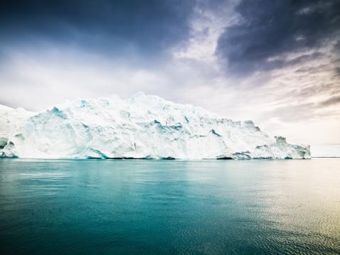 北極「北極壮大な北極グリーンランド XXXL 氷山」:スマホ壁紙(2)