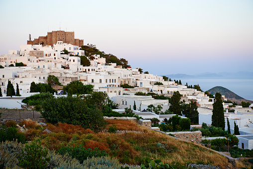Patmos「Greece, Patmos, St John Monastery」:スマホ壁紙(1)