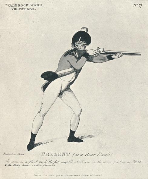 アーカイブ画像「'Present (As A Rear Rank)', 1798 (1909)」:写真・画像(17)[壁紙.com]