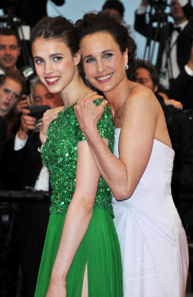 Andie MacDowell「Closing Ceremony & Therese Desqueyroux Premiere - 65th  Annual Cannes Film Festival」:写真・画像(0)[壁紙.com]
