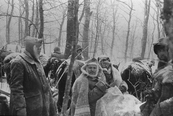 Fototeca Storica Nazionale「The Retreat From Russia」:写真・画像(3)[壁紙.com]