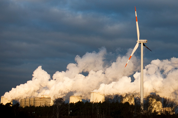 Germany「Climate Change And Global Pollution To Be Discussed At Copenhagen Summit」:写真・画像(0)[壁紙.com]