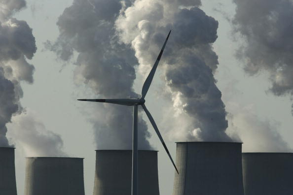 Greenhouse Gas「Germany Plans 40 New Coal-Fired Power Plants」:写真・画像(1)[壁紙.com]