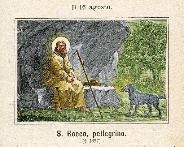 Religious Saint「Saint Roch Or Rocco」:写真・画像(16)[壁紙.com]