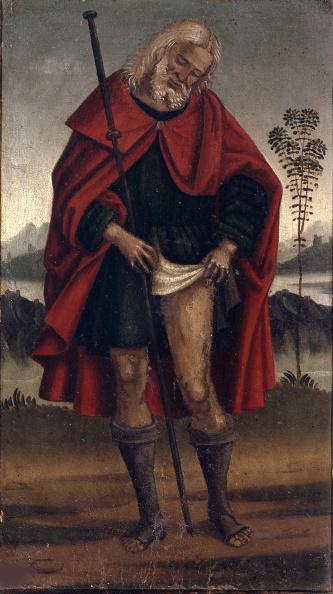 Religious Saint「Saint Roch」:写真・画像(4)[壁紙.com]