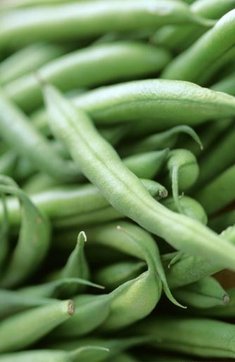 Bush Bean「Green beans, close-up」:スマホ壁紙(18)