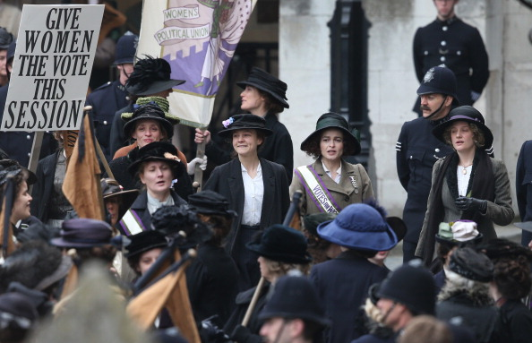 Movie「Suffragette Movie The First To Use Parliament As A Location」:写真・画像(5)[壁紙.com]