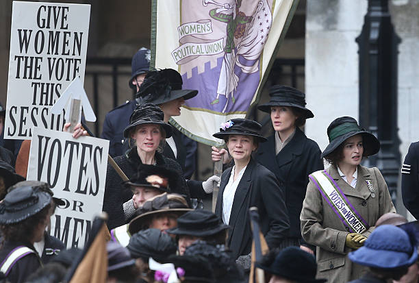 Suffragette Movie The First To Use Parliament As A Location:ニュース(壁紙.com)