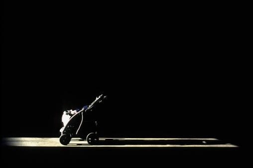 Baby Carriage「In the dark」:スマホ壁紙(9)