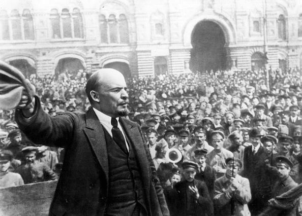 Town Square「Vladimir Ilyich Lenin」:写真・画像(6)[壁紙.com]