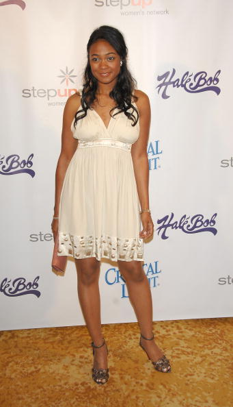 Baby Doll Dress「Step Up Women's Networks Annual Inspiration Awards - Arrivals」:写真・画像(1)[壁紙.com]