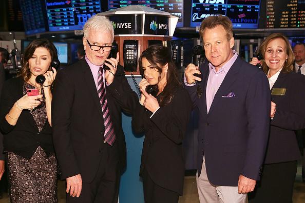 ABC Television「General Hospital Celebrates Its 50th Anniversary At The New York Stock Exchange」:写真・画像(8)[壁紙.com]