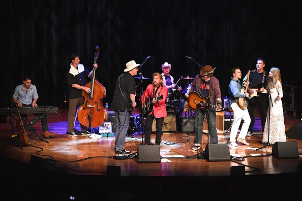 Stage - Performance Space「The Country Music Hall of Fame and Museum presents 'Boppin' the Blues: A Celebration of Sam Phillips'」:写真・画像(10)[壁紙.com]