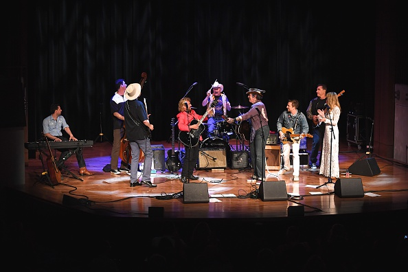 Stage - Performance Space「The Country Music Hall of Fame and Museum presents 'Boppin' the Blues: A Celebration of Sam Phillips'」:写真・画像(8)[壁紙.com]