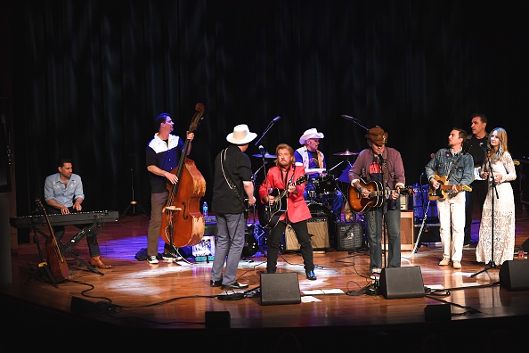 Stage - Performance Space「The Country Music Hall of Fame and Museum presents 'Boppin' the Blues: A Celebration of Sam Phillips'」:写真・画像(9)[壁紙.com]