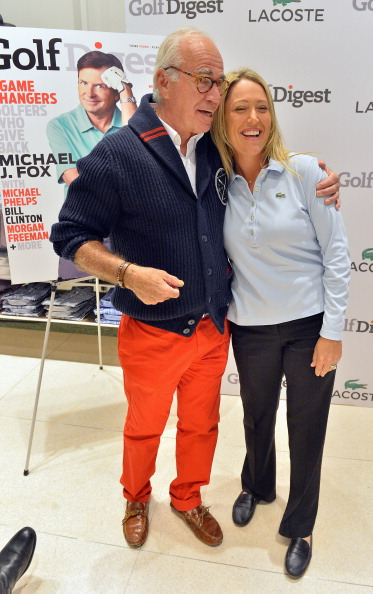 クリスティ・カー「Lacoste & Golf Digest Celebrate Links On Lincoln Honoring Cristie Kerr」:写真・画像(5)[壁紙.com]