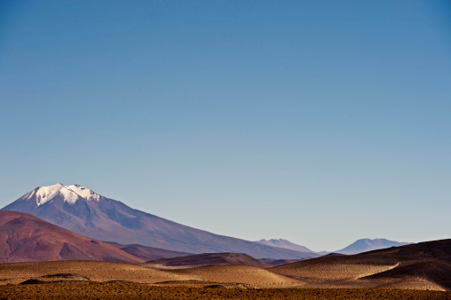 Bolivian Andes「Snow-peaked mountain, Bolivian Andes」:スマホ壁紙(8)