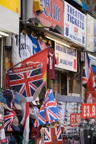 Gift Shop「England, London, souvenir shop」:スマホ壁紙(6)