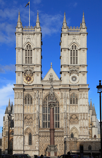 Westminster Abbey「UK, England, London, Westminster Abbey,」:スマホ壁紙(7)