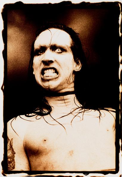 North Brabant「Marilyn Manson」:写真・画像(2)[壁紙.com]
