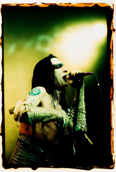 North Brabant「Marilyn Manson」:写真・画像(3)[壁紙.com]