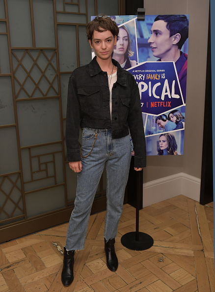 "Fully Unbuttoned「Los Angeles Special Screening of Netflix's ""Atypical"" Season 2""」:写真・画像(12)[壁紙.com]"
