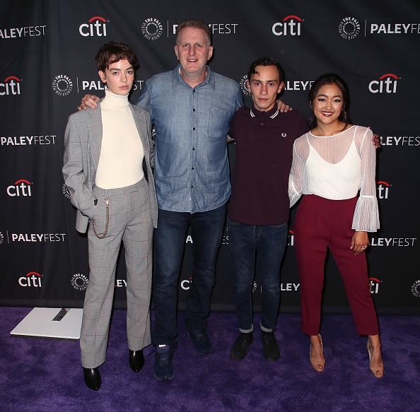 Paley Center for Media「The Paley Center For Media's 2018 PaleyFest Fall TV Previews - Netflix - Arrivals」:写真・画像(13)[壁紙.com]