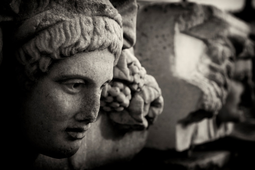 Roman「Relief of Aphrodisias」:スマホ壁紙(6)