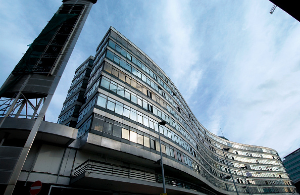 Copy Space「Office block in Manchester」:写真・画像(7)[壁紙.com]