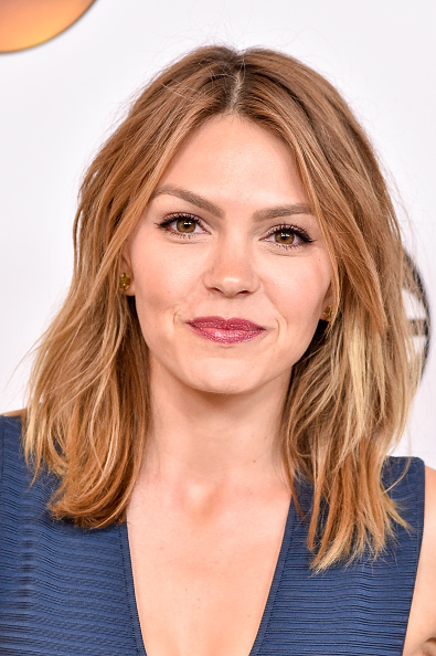 Aimee Teegarden「Disney ABC Television Group Hosts TCA Summer Press Tour」:写真・画像(1)[壁紙.com]