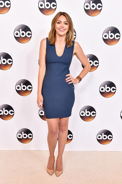 Aimee Teegarden「Disney ABC Television Group Hosts TCA Summer Press Tour」:写真・画像(10)[壁紙.com]