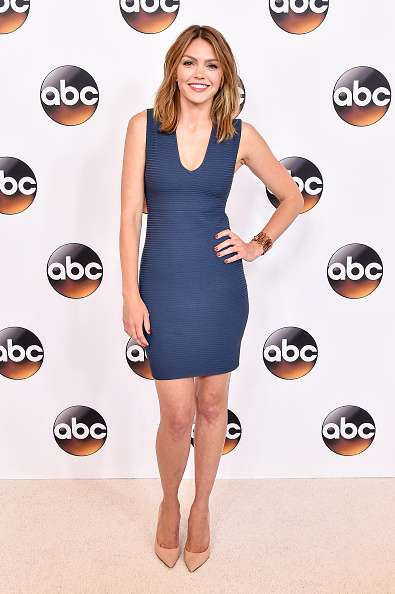 Aimee Teegarden「Disney ABC Television Group Hosts TCA Summer Press Tour」:写真・画像(8)[壁紙.com]