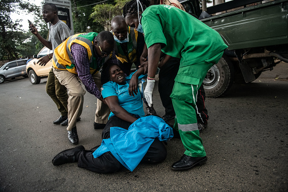 Kenya「Attack On Hotel Complex in Nairobi」:写真・画像(13)[壁紙.com]
