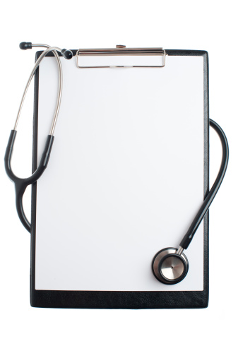 Medical Chart「Stethoscope」:スマホ壁紙(5)
