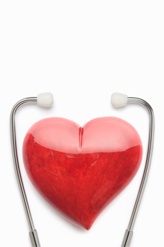 Alabaster「Stethoscope ear pieces and alabaster heart」:スマホ壁紙(0)