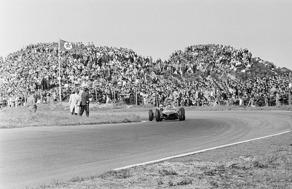 Sports Track「Dutch Grand Prix, 1961」:写真・画像(5)[壁紙.com]