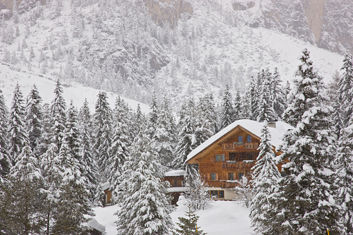 Chalet「Lodge in Armentarola San Cassiano ski area」:スマホ壁紙(15)