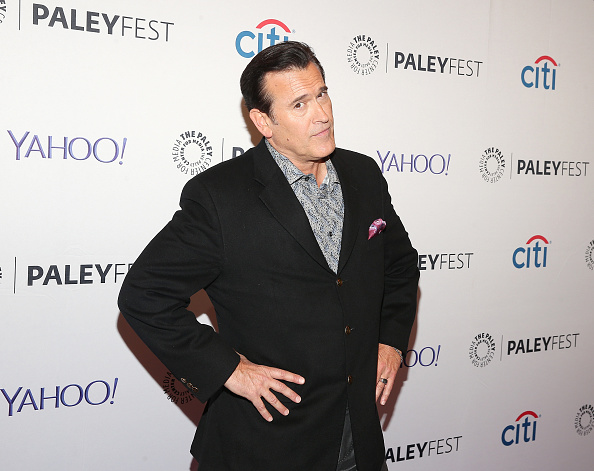 "Paley Center for Media「PaleyFest New York 2015 - ""Ash Vs Evil Dead""」:写真・画像(19)[壁紙.com]"