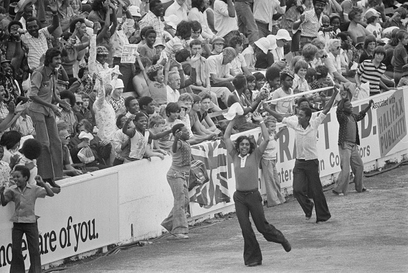 1976「5th Test Between England And The West Indies At The Oval」:写真・画像(11)[壁紙.com]