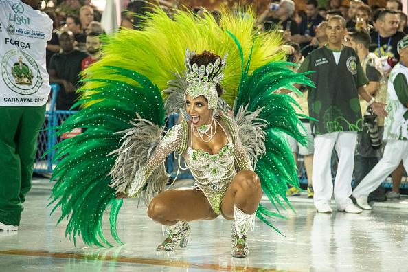 Carnival - Celebration Event「Rio Carnival 2019 - Day 1」:写真・画像(5)[壁紙.com]