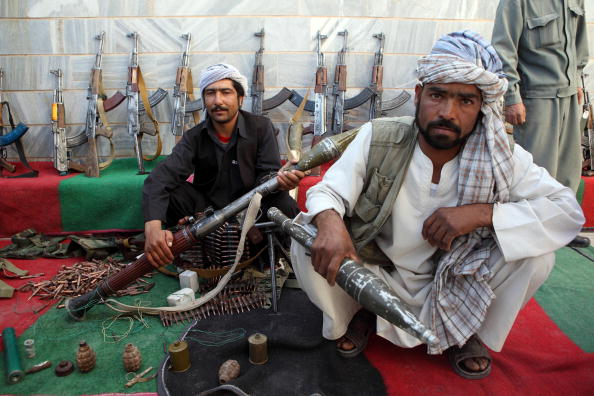 Taliban「Taliban Fighters Surrender In Herat」:写真・画像(15)[壁紙.com]