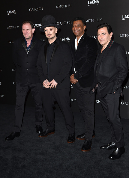 Culture Club「2014 LACMA Art + Film Gala Honoring Barbara Kruger And Quentin Tarantino Presented By Gucci - Red Carpet」:写真・画像(5)[壁紙.com]