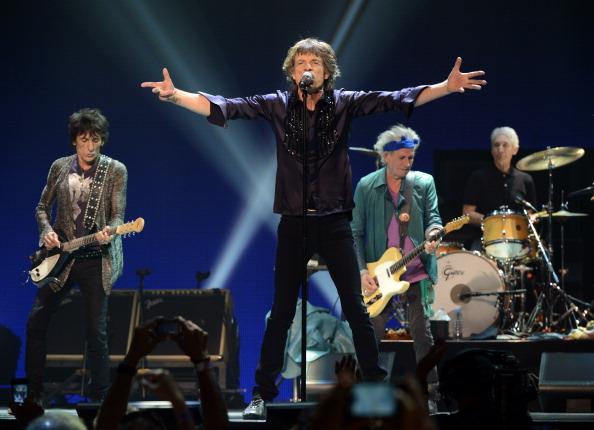 コンサート「The Rolling Stones Perform At The Honda Center」:写真・画像(13)[壁紙.com]