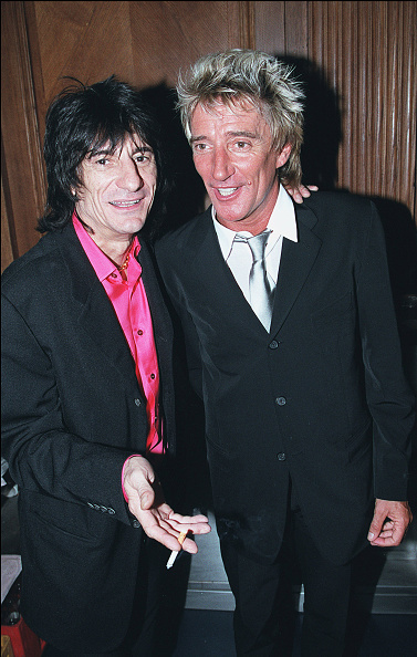 Homeless Person「Ronnie Wood And Rod Stewart」:写真・画像(10)[壁紙.com]