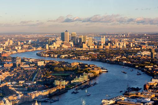 London Bridge - England「London Cityscape」:スマホ壁紙(5)
