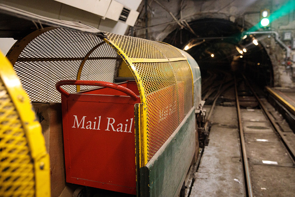 Post - Structure「The Postal Museum Opens Featuring A Kilometre Long Train Ride Attraction」:写真・画像(15)[壁紙.com]